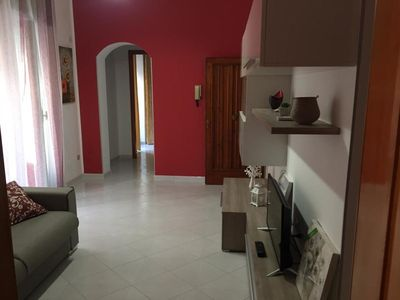 Photo for The apartment is located in one of the oldest streets of the Trapani historic center,