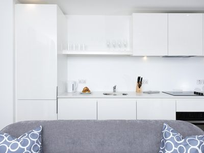 Photo for Chic 2BR Apartment - Great for City Views