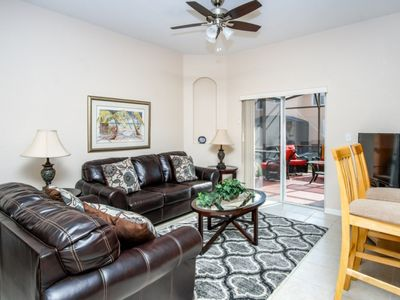 Photo for Townhouse at stunning Regal Oaks Resort! Close to Old Town and Theme Parks!