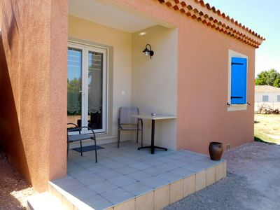 Photo for Lodging for 2 people near Saint Remy de Provence