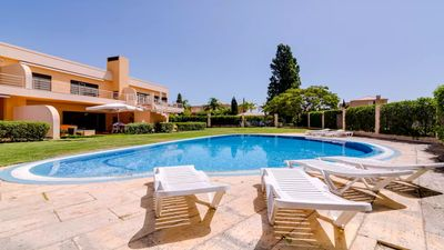 Photo for Beautiful Apartment in COLINAS DO GOLF - VILAMOURA