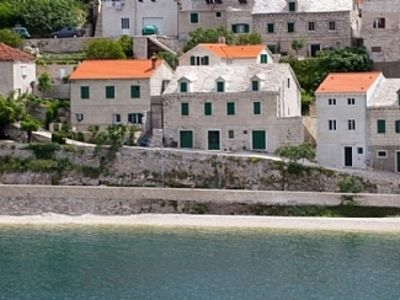 Photo for House Tea - Traditional Dalmatian Stone House - 10 M From A Pebble Beach
