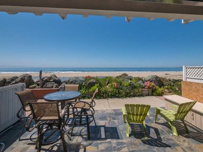 Photo for Beach Front Paradise (Upscale Home) - With 5 Star Rating!