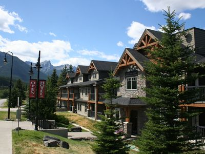 Photo for Upscale Canadian Rocky Mountain Resort - PaylessForHouse