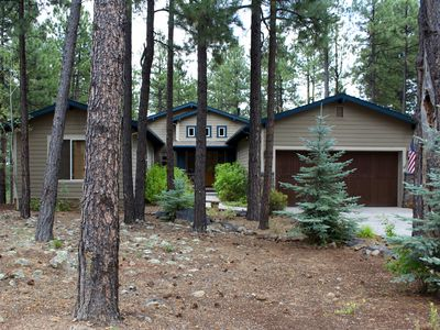 Photo for Luxury Home Nestled within the Tall Pines