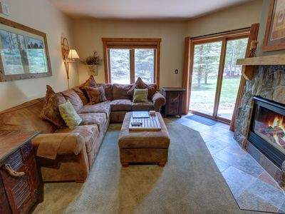 Photo for River Run 2 bedroom 2 bathroom condo is the ideal place to stay, within a walking distance to all the activities in the main village and the gondola!