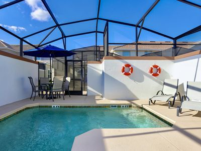 Photo for Marvelous 5 Bedroom w/ Pool Close to Disney 4811