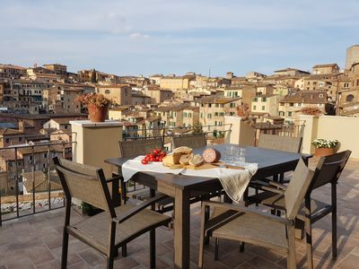 Photo for HOUSE WOW panoramic terrace *.*