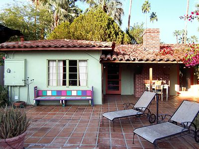 Photo for Cozy 1940's Spanish Villa With All The Comforts Of Home