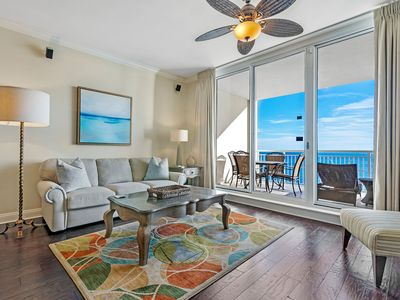 Photo for Indigo West 1803- Beach Front Views with Luxurious Amenities!