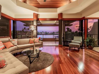 Photo for Gorgeous Three Bedroom Condo! Located at the Exclusive Mauna Lani Point