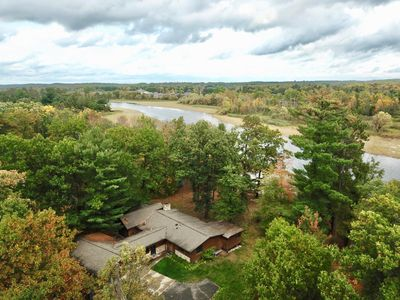 Log Sided Cabin on the Mississippi River w/ Lake Pokegama Access!
