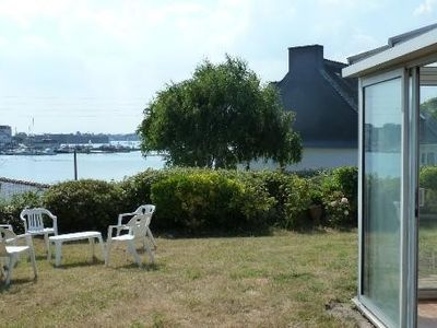Photo for South Brittany House Sea View in Port-louis 8 -10 people