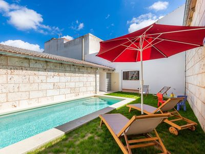 Photo for Holiday home with exclusive interior - Casa Can Toni