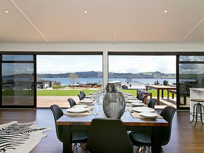 Photo for Lakeside Estate - Rainbow Point Holiday Home