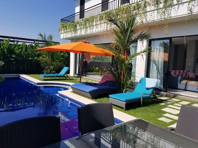 Photo for Ultimate luxury villa in Canggu.