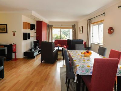 Photo for Cosy apartment for 4 people with pool, WIFI, TV, balcony and parking