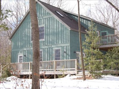 Photo for Secluded Paradise on 50 Acres: Great for Families & Pets