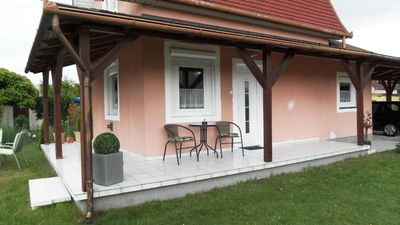 Photo for Holiday house Balatonmáriafürdõ for 3 - 4 persons with 1 bedroom - Holiday house