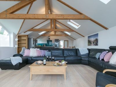 Photo for Tara - Architect Designed Five Bedroom Contemporary Detached House – Sleeps 12 with Parking for Two