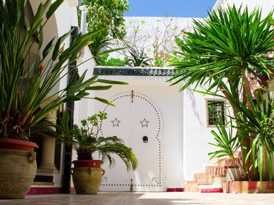 Authentic riad in the center of Hammamet 5 minutes walk from the beach