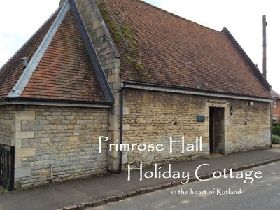 Photo for Primrose Hall Holiday Cottage, near Rutland Water