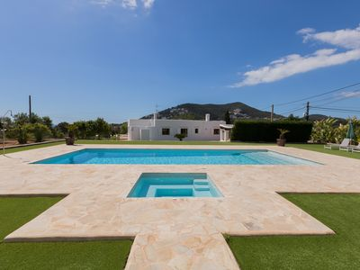 Photo for Blai House. 5 minutes from the beach and the town of Santa Eulalia.
