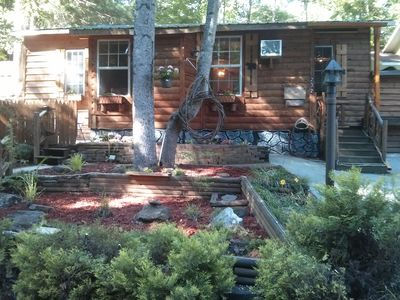 Photo for Cabin Rental In Mountain Lake Resort GA 6 miles from Helen GA - Pet friendly