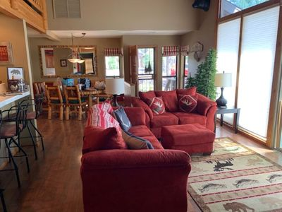 Photo for New!  Pinetop Country Club Towhome