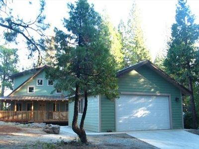 Photo for Newly Built Cabin In Lakemont Pines, Arnold