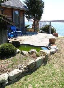 Photo for Lovely Waterfront Cottage, Pet-Friendly