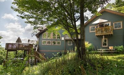 Photo for Time Flies - 5 Bedroom Ski-in/ Ski-out Pet Friendly Home with Hot Tub