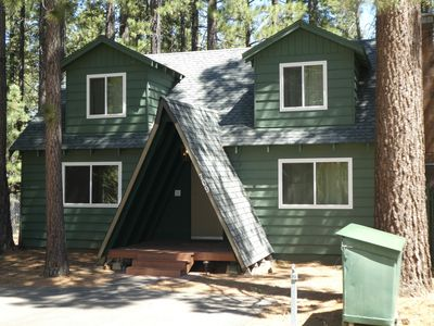 Photo for Cozy Family Knotty Pine Cabin near Pope Beach