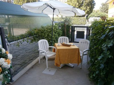 Photo for Holiday Apartment - 5 people, 35m² living space, 1 bedroom, Cabel TV, air conditioner, TV