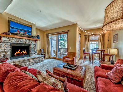 Photo for Luxury Three Bedroom Mountain Escape at Kirkwood