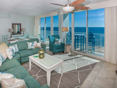 Photo for Amazing Views Beach Front Penthouse-Newly Updated-A Must On Your Bucket List