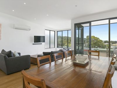 Photo for SANDY BEACH APT 6 - Fantastic Location and wifi