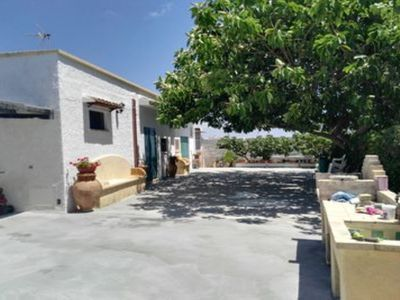 Photo for Seaside holiday home in annex building on 3000 sqm- Emanuela