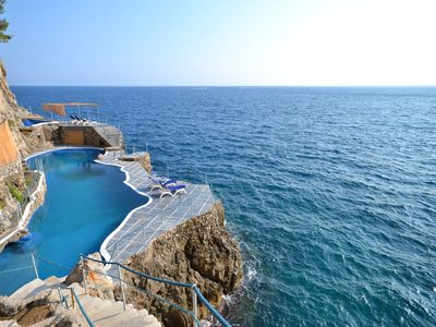 Photo for Stunning 7 bedroom House in Praiano (Q7370)