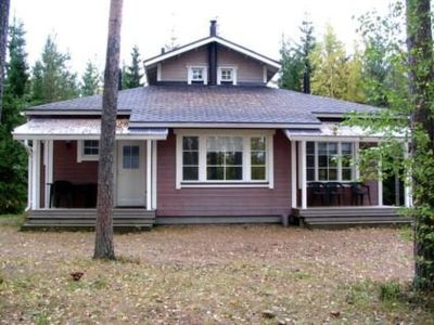 Photo for Vacation home Cjoe058 a in Nunnanlahti - 8 persons, 2 bedrooms
