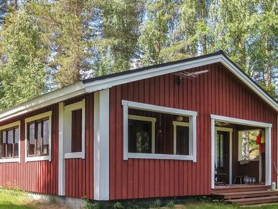 Photo for Vacation home 21 in Enonkoski - 5 persons, 2 bedrooms