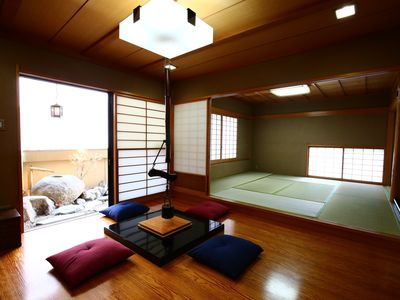 Photo for Big Family stay at Tokyo, 165m2 for 10
