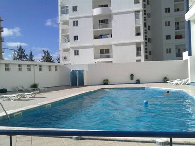 Photo for 10 minutes WALK to BEACH-T1 + 1-C / POOL, NEAR MARKET, POST AND BANKS