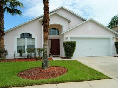 Photo for 5 Bedroom Orlando Resort Vacation Home with Games Room & Private Pool!