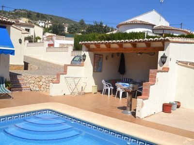 Photo for Magnificent villa for 8 people 20 km from the beach