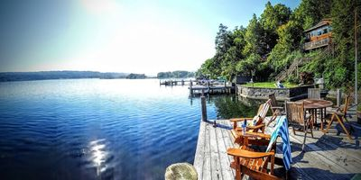 Photo for Welcome to lake life, Ithaca, and all that the Finger Lakes has to offer!
