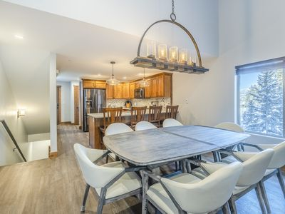 Photo for Newly Built 4 Story Townhouse in Winter Park! (ONLY STEPS AWAY FROM SHUTTLE!)
