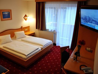 Photo for Double room with shower, WC - trombone, pension