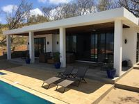 Stunning view with an amazing private pool and a beautiful house with all the comforts