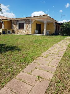 Photo for INDEPENDENT HOUSE WITH PRIVATE GARDEN IN THE CENTER OF SAN TEODORO SARDINIA